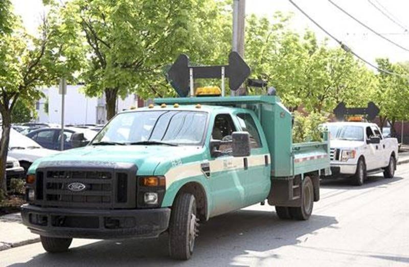 L'appel d'offres visait à remplacer ce véhicule.