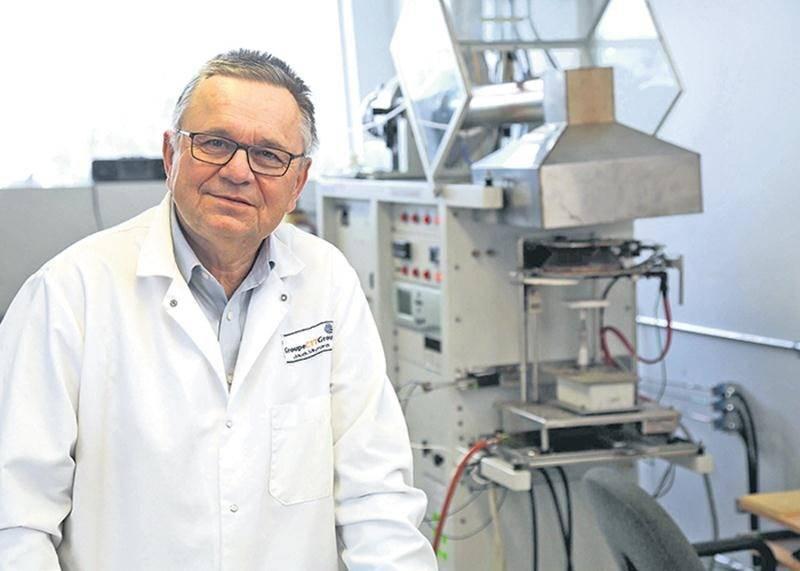 Jacek Mlynarek, président-directeur général du Groupe CTT.