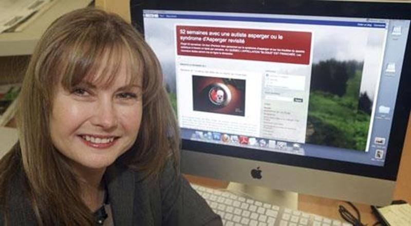En plus de rédiger des articles hebdomadaires sur son blogue <em>52 semaines avec une autiste Asperger</em>, Marie-Josée Cordeau écrit des chroniques sur le blogue du Huffington Post Québec depuis décembre 2013.