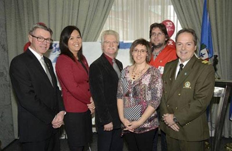 L'Opération Nez Rouge de Saint-Hyacinthe est de retour pour une 25 e année consécutive.