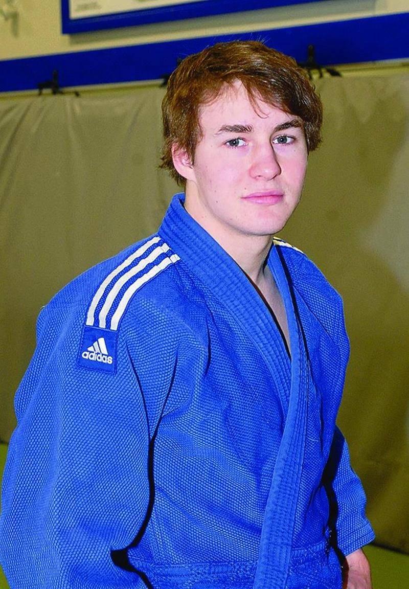 Benjamin Daviau sera en compétition samedi au championnat panaméricain de judo en Argentine, alors qu'il représentera le Canada chez les moins de 21 ans de moins de 60 kg. Photothèque | Le Courrier ©