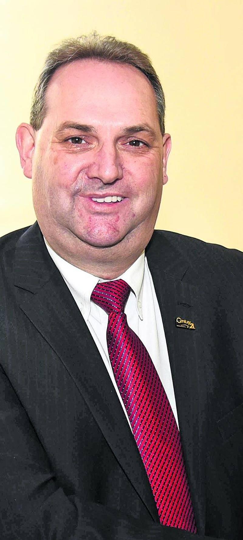 Danny Laroche, candidat à l'élection partielle dans Saint-Sacrement. Photo François Larivière | Le Courrier ©