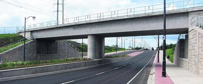 Les plans et devis du tunnel permettant le prolongement du boulevard Casavant seront complétés avant la fin de 2016.