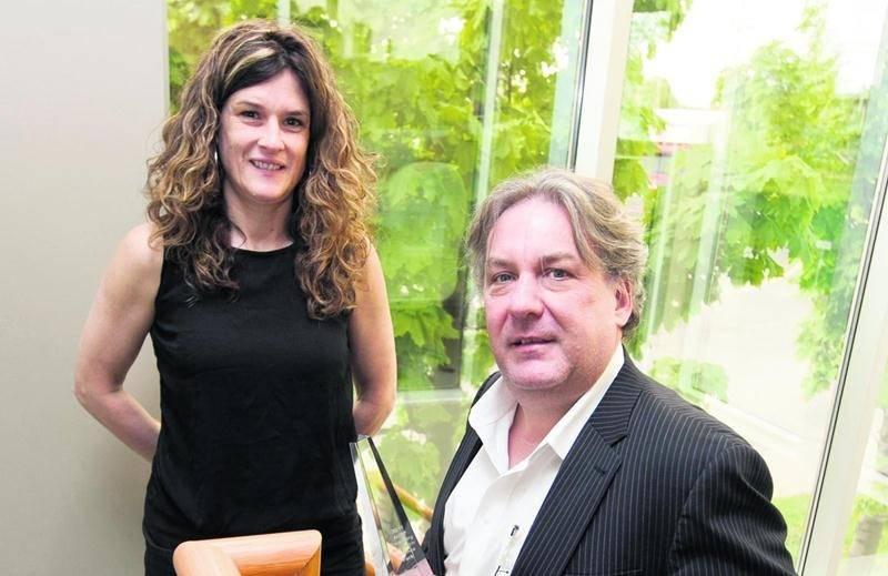 Mario De Tilly et Nathalie Laberge, le premier a démissionné de son poste de DG du CLD Les Maskoutains et de la Cité de la biotechnologie l'hiver dernier, la seconde l'a imité en septembre en laissant ses fonctions de directrice générale par intérim des deux organismes. Photothèque | Le Courrier ©