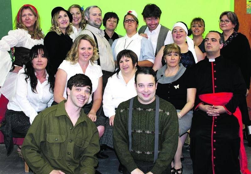 La troupe Vertige explorera le cinéma avec sa toute nouvelle comédie musicale Vertigino, présentée le 13 juin à la salle Léon-Ringuet du Cégep de Saint-Hyacinthe. Groupe Vertige