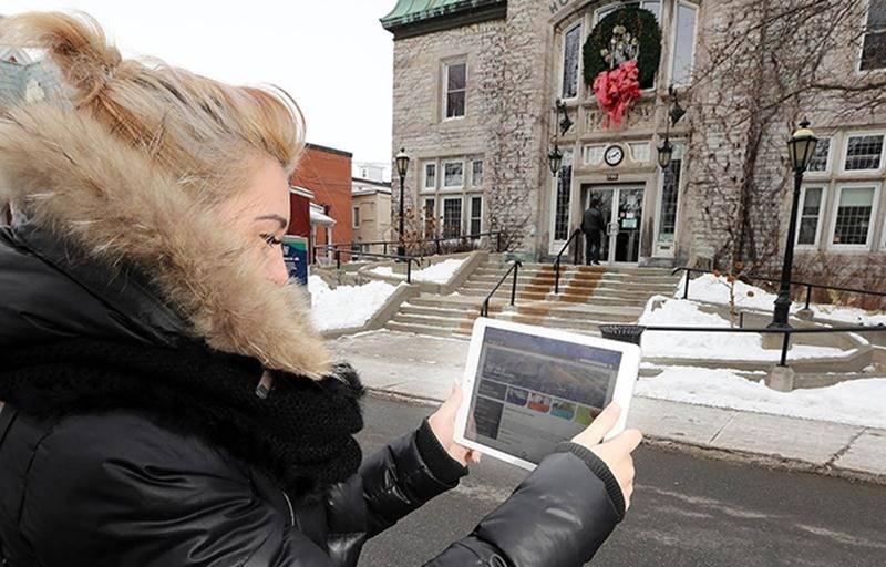 Site web : la Ville de Saint-Hyacinthe s'offre une refonte à 130 000 $