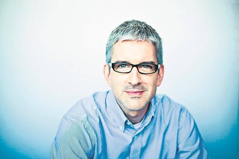 Jean-Martin Aussant, directeur général du Chantier de l'économie sociale  Photo Maude Chauvin