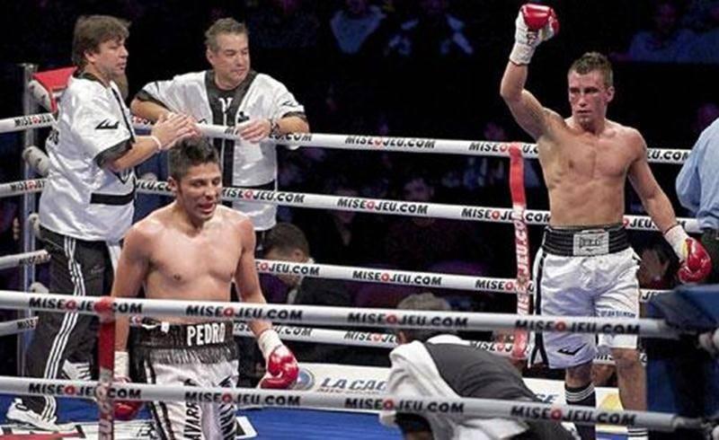 Michael Gadbois a remporté son premier combat sur le ring du Centre Bell contre Pedro Navarrete par décision majoritaire des juges.