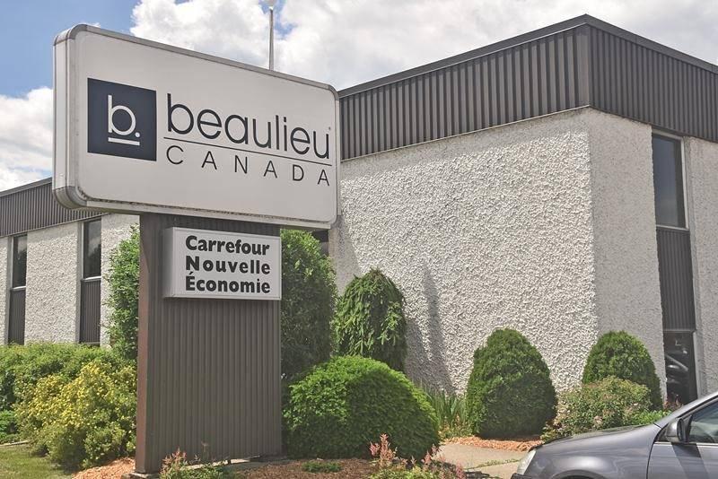La paix sociale est assurée pour quatre ans chez Beaulieu Canada à Acton Vale. Photo Marie-Pier Leboeuf