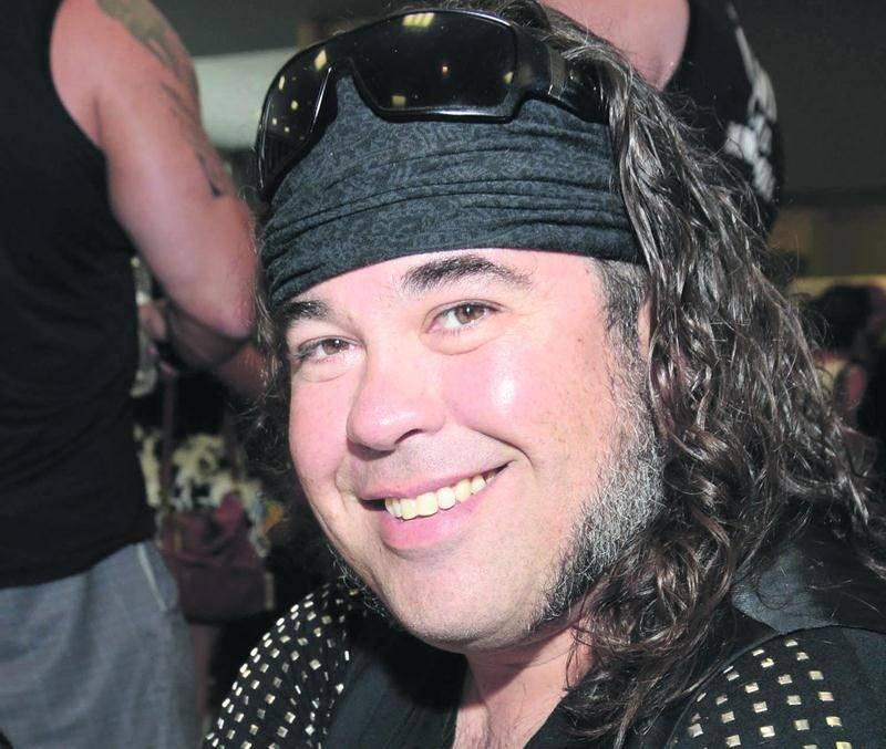 Le chanteur de rock Martin Deschamps partagera la scène de l'Expo-bar avec Breen Leboeuf.  Photo François Larivière | Le Courrier ©