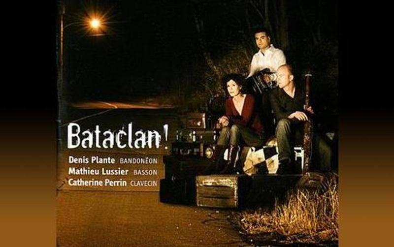 Le trio Bataclan sera en concert à Saint-Paul-d'Abbotsford le samedi 21 mai.