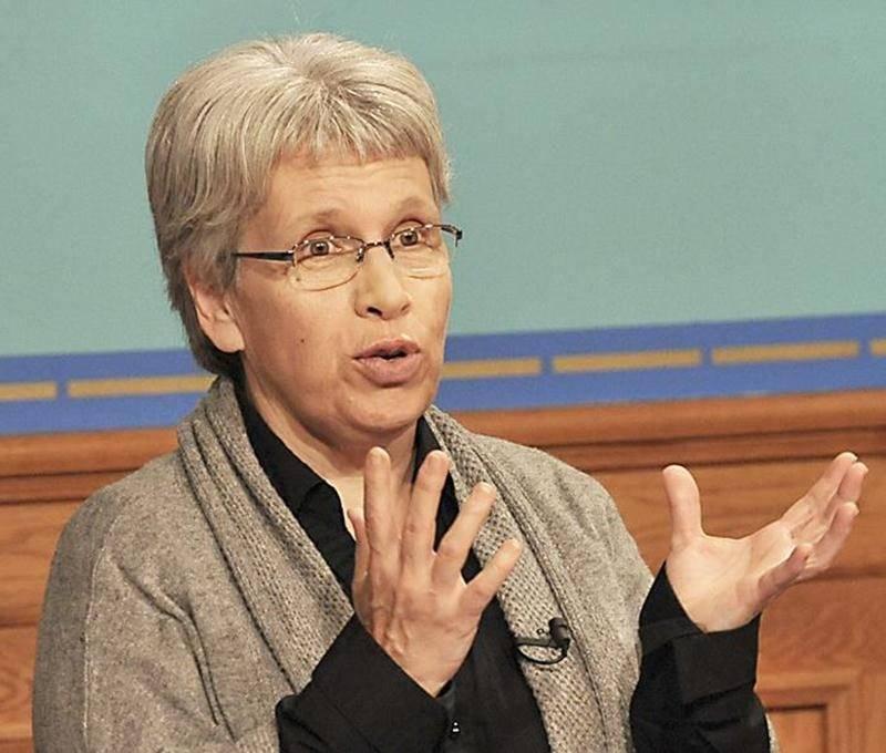 La conseillère municipale, Brigitte Sansoucy. Photothèque | Le Courrier ©