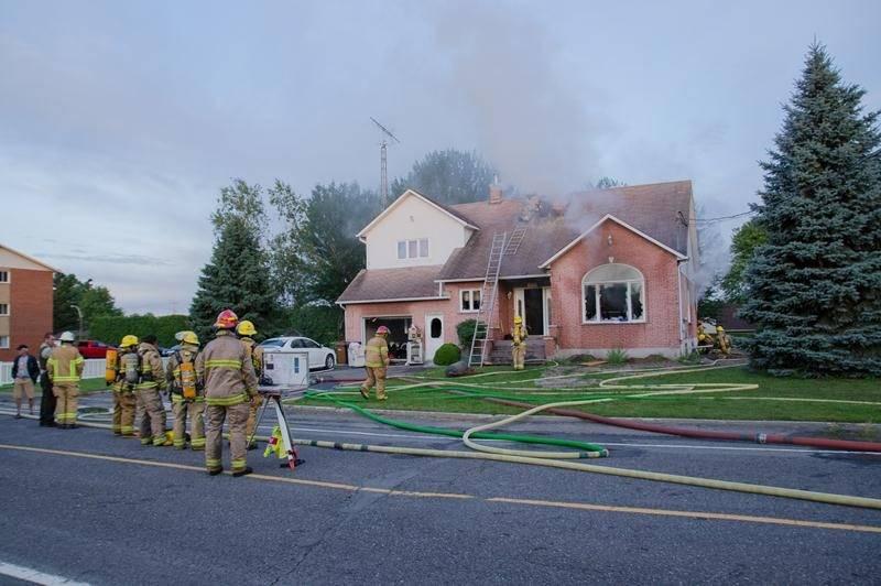 Un pompier de Saint-Valérien visé par un incendie criminel