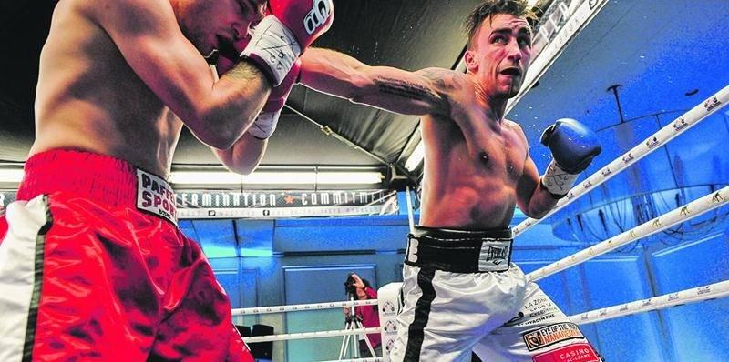 Michael Gadbois tentera d'obtenir sa 14e victoire chez les professionnels. Photothèque | Le Courrier ©