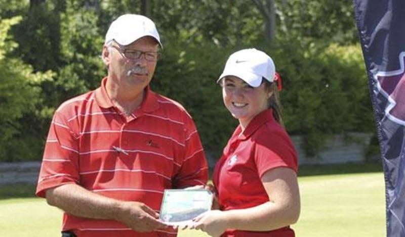 La golfeuse maskoutaine Valérie Tanguay a entamé de superbe façon le calendrier estival provincial en remportant coup sur coup des tournois au Club de golf Milby à Sherbrooke (cumulatif de +3) et à celui du Bic, à Rimouski (cumulatif de +4). Elle a poursuivi sur sa lancée en enlevant aussi les honneurs d'une compétition à Bouctouche, au Nouveau-Brunswick. À la suite de sa victoire à Rimouski, Valérie, représentante du Club de golf La Providence, a ravi le premier rang du classement provincial ju