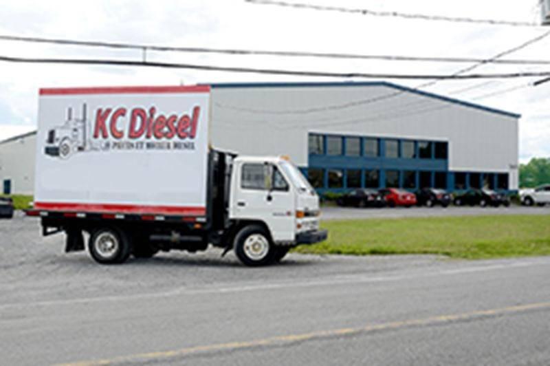 KC Diesel ne déménagera pas le 1er juillet