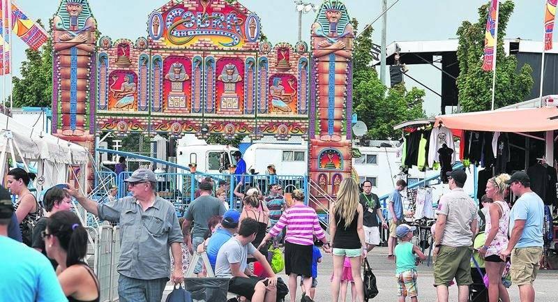 Les événements touristiques ont enregistré une baisse de clientèle de 7 % en 2015 par rapport à l'été 2014.