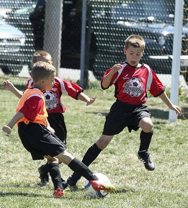 Quelque 104 équipes ont participé à la 21 e édition du Tournoi national de soccer de Saint-Hyacinthe.