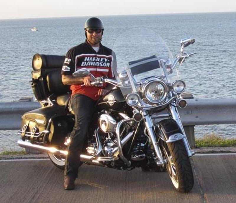 Martin Brunet invite tous les motocyclistes à prendre part à la première randonnée de moto au profit de la Fondation Charles-Bruneau qui se tiendra le 3 août.