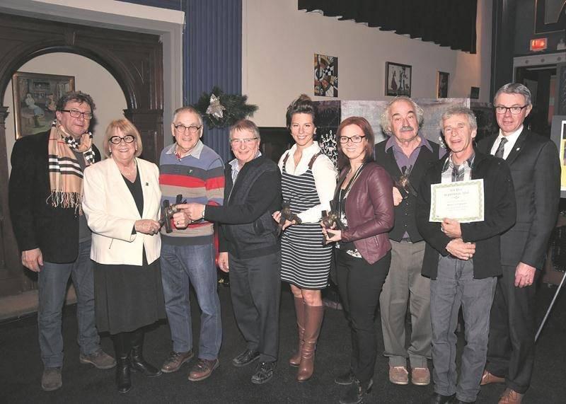 La MRC des Maskoutains récompense ses lauréats