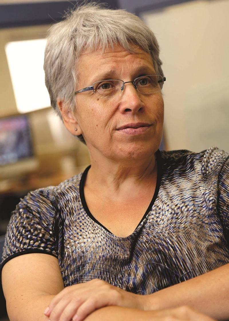 La députée de Saint-Hyacinthe-Bagot, Brigitte Sansoucy. Photothèque | Le Courrier ©
