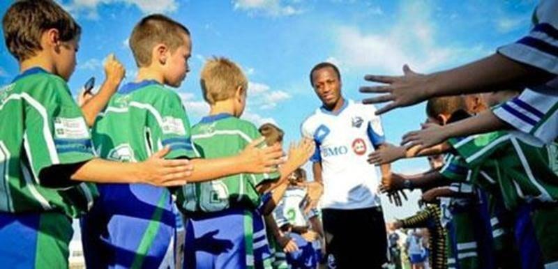 Les joueurs du FC Saint-Hyacinthe pourront voir leurs idoles de près cet été lors de la pratique publique de l'Impact.