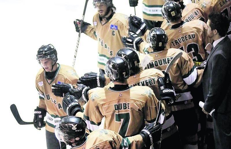 Le Cégep de Saint-Hyacinthe a déposé une demande auprès du RSEQ afin d'intégrer la ligue collégiale de hockey. Photo Robert Gosselin | Le Courrier ©