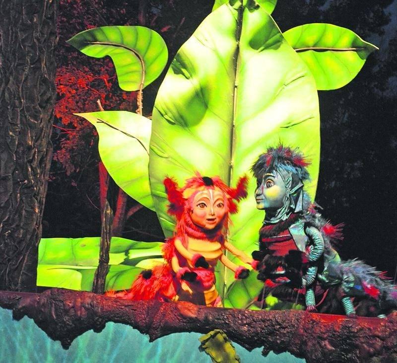Le Théâtre de la Dame de Coeur d'Upton mise, pour sa 40e saison, sur une production grand public des plus efficaces avec « Les Géants de l'Étang ».