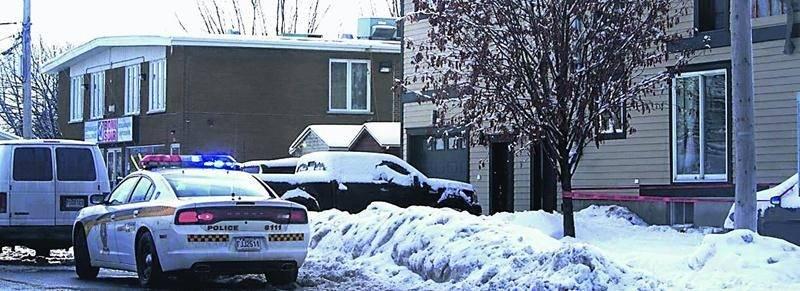 Les policiers n'avaient procédé à aucune arrestation en début de semaine.  Photo Dominique St-Pierre | zone911