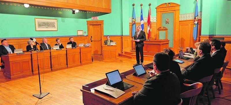 Le conseil municipal de la Ville Saint-Hyacinthe a identifié sept priorités auxquelles il espère un appui de la personne qui sera élue député(e) dans la circonscription de Saint-Hyacinthe-Bagot. Photothèque | Le Courrier ©