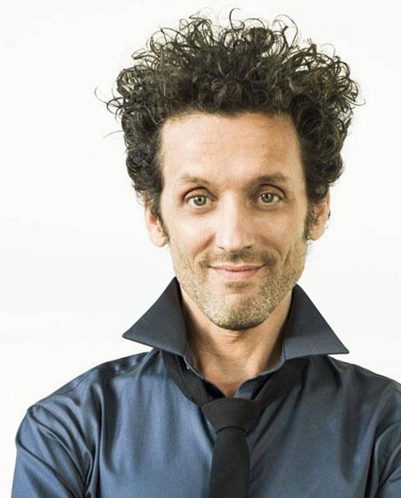 André Sauvé présentera son 2 e one-man-show <em>Être</em> les 15, 16 et 17 août au Centre des arts Juliette-Lassonde, dès 20 h.