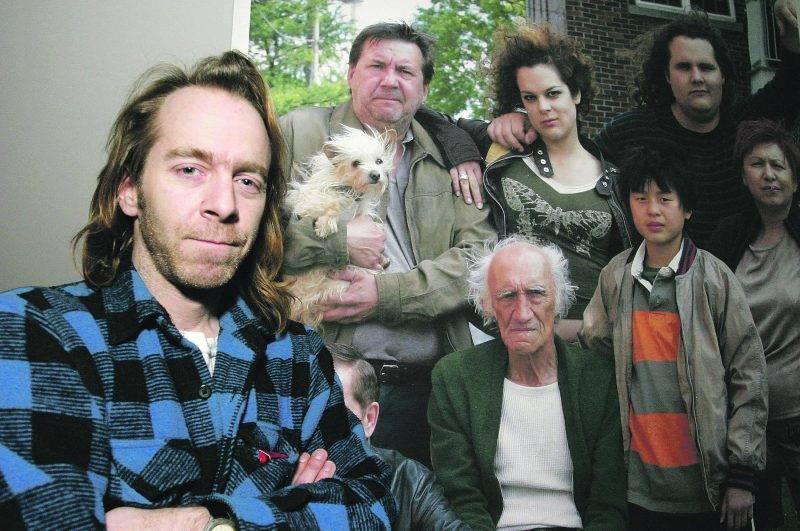 François Avard ramène les célèbres personnages de l'émission Les Bougon, c'est aussi ça la vie avec l'adaptation cinématographique Votez Bougon!Photothèque | Le Courrier ©