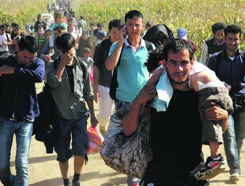 Environ une centaine de réfugiés syriens devraient s'établir à Saint-Hyacinthe d'ici les prochains mois. Photo iStock