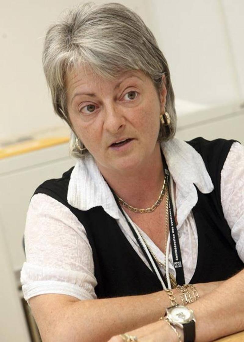 Sylvie Lachambre considère que le projet de transformation du service alimentaire du Centre Andrée-Perrault se fera au détriment des résidents.