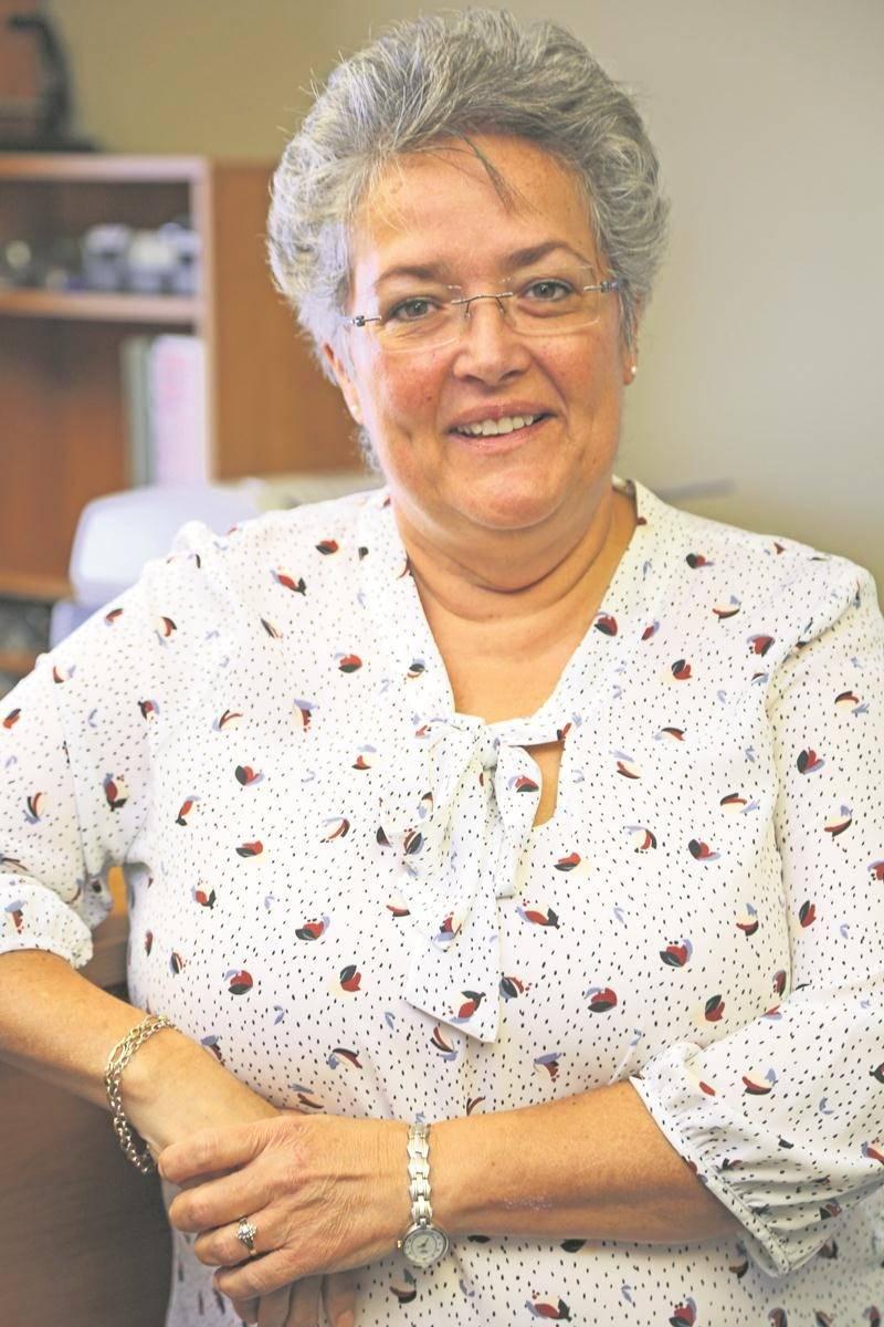 La directrice générale de l'Association de la construction Richelieu-Yamaska, Jacqueline Rainville, a été élue présidente de la Chambre de commerce. Photo Robert Gosselin | Le Courrier ©