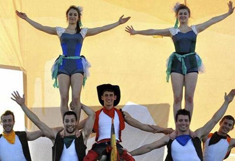 Le Fabuleux Cirque sera présent lors de l'Expo de Saint-Hyacinthe du 25 au 29 juillet.