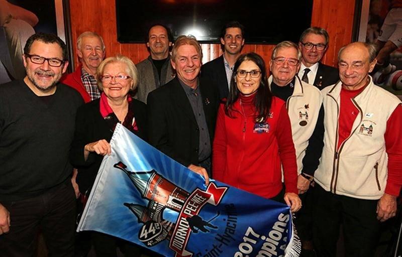De nombreuses premières au Tournoi de hockey pee-wee de Saint-Hyacinthe