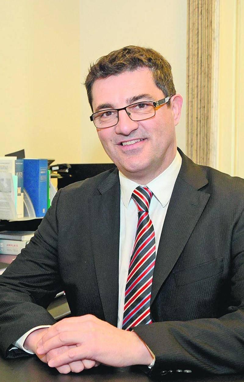 Le directeur général du collège, Jean-Pierre Jeannotte, juge que l'évolution vers la mixité était devenue « incontournable ». Photo François Larivière | Le Courrier ©