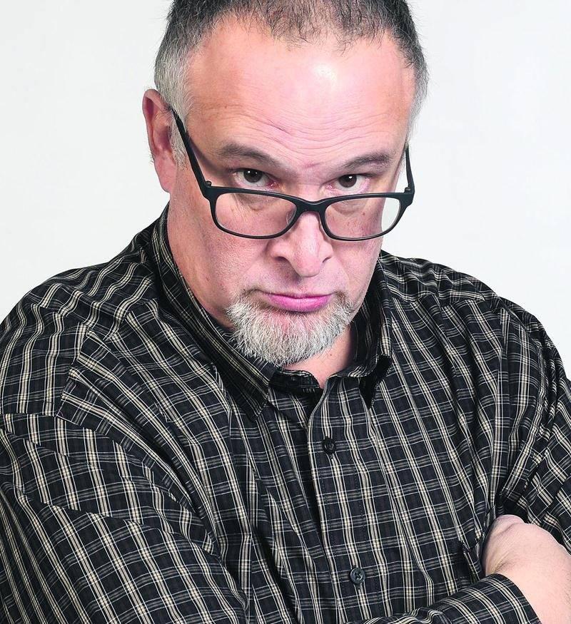 Mario Chabot présentera son tout premier spectacle d'humour au Zaricot le 23 janvier dès 20h Photo François Larivière | Le Courrier ©