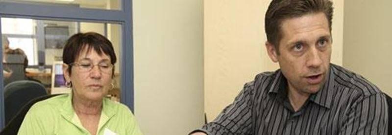 Odette Larin et Rémy Blais craignent un grand dérapage au conseil de Saint-Louis.