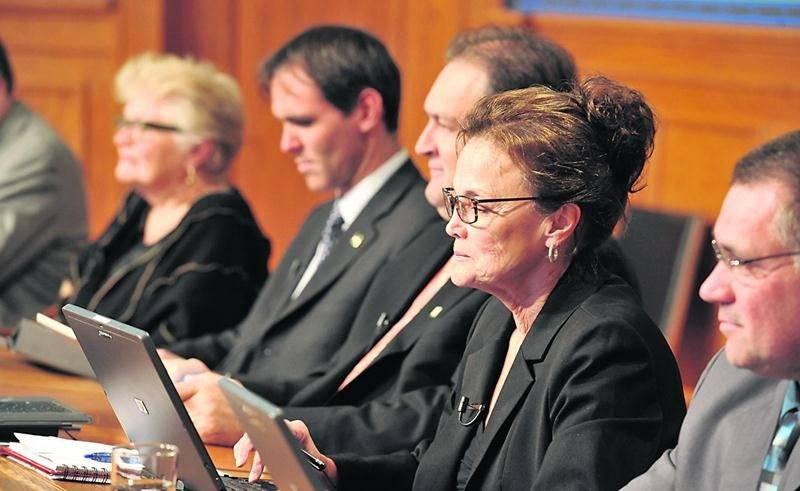 Les opinions divergent sur les sujets de l'heure au conseil municipal de Saint-Hyacinthe.  Photo François Larivière | Le Courrier ©
