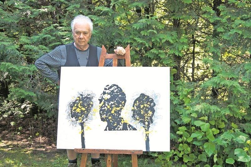 Cet été, le Jardin Daniel A. Séguin, conjointement avec l'artiste visuel québécois Jean Gladu (photo), renouvelle son activité L'Art au Jardin qui se tiendra du 31 juillet au 6 août sous le thème Van Gogh s'invite au Jardin - Semaine hommage à Vincent Van Gogh et à sa Provence.
