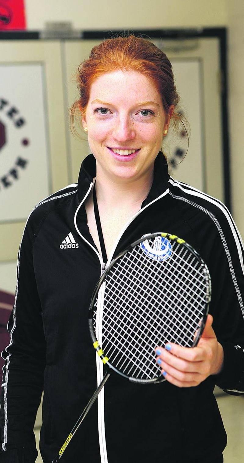 Caroline Beauregard a remporté le tournoi provincial Élite A-B-C disputé à Longueuil du 6 au 8 novembre. Photothèque | Le Courrier ©