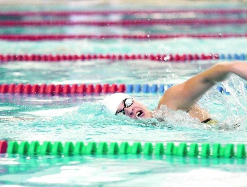 Près de 300 nageurs seront de passage à Saint-Hyacinthe au cours des prochains jours. Photothèque | Le Courrier ©