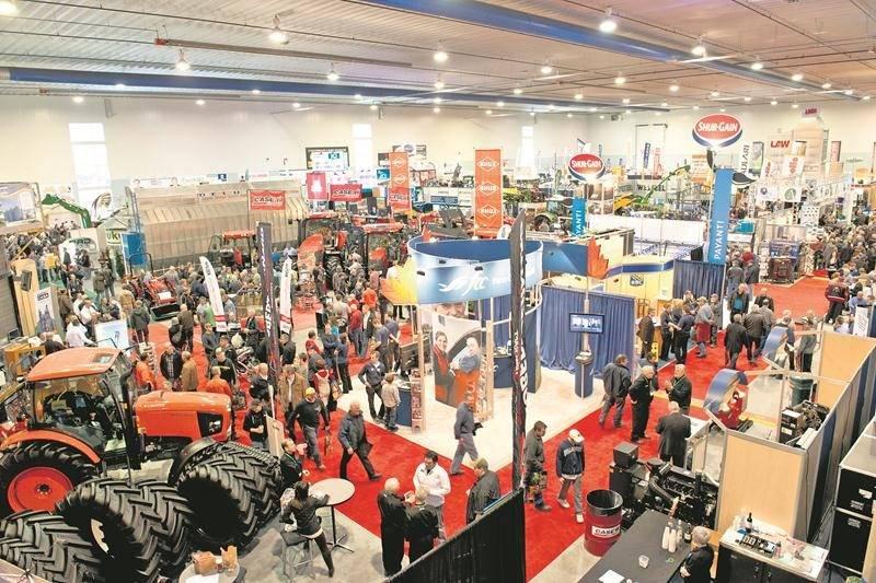 L'an dernier, le Salon de l'agriculture avait attiré plus de 10 000 visiteurs.
