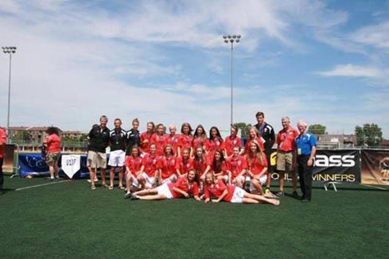 Huit joueuses de l'Inter U13 AA féminin ont remporté l'or aux sélections régionales en division 2, du 27 au 31 juillet, à Laval : Élie Archambault, Mégan Green, Rosalie Matte, Audrey Michon, Maude Raymond, Frédérique St-Jean, Mégane Sauvé (capitaine) et Rebecca Stooke-Morel. Deux Maskoutains étaient du personnel d'entraîneurs, soit Joëlle Tremblay (adjointe) et Vincent Cournoyer (entraîneur des gardiens).