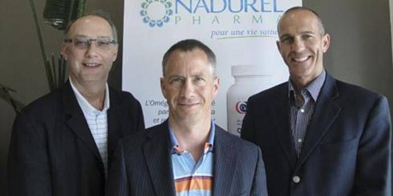 La direction de Nadurel Pharma est composée de Charles Farrar, vice-président finances et développement des affaires, Martin Dufour, président et chef de direction et Stéphan Lessard, vice-président ventes et marketing.