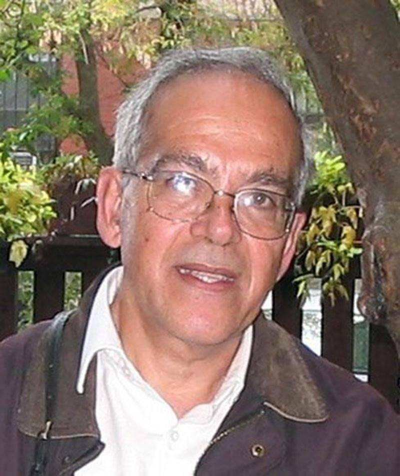 Antoine Yaccarini, auteur de <em>Meurtre au Soleil</em> et <em>Magouille au manoir</em>.