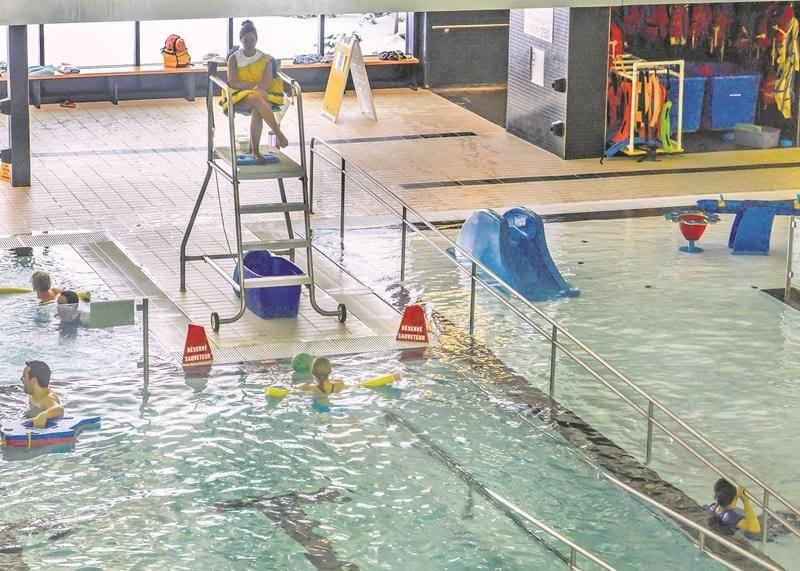 Nager sans repères