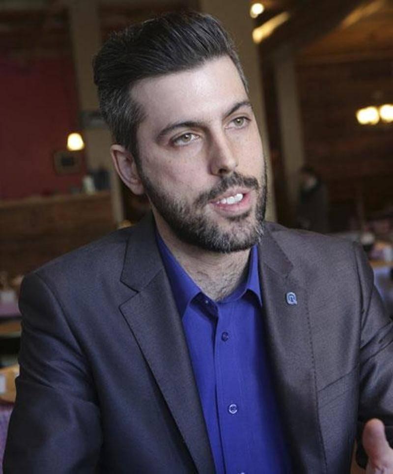 Le débat sur la souveraineté n'est pas clos, croit Éric Pothier, candidat local d'Option nationale.